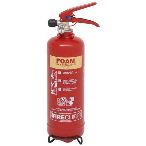 2ltr foam extinguisher