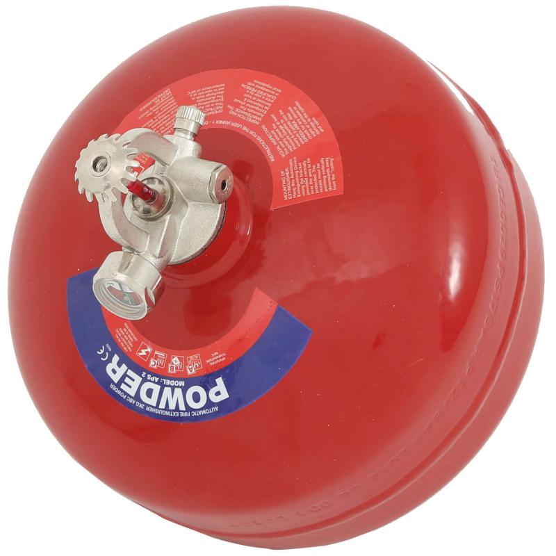 6kg automatic extinguisher