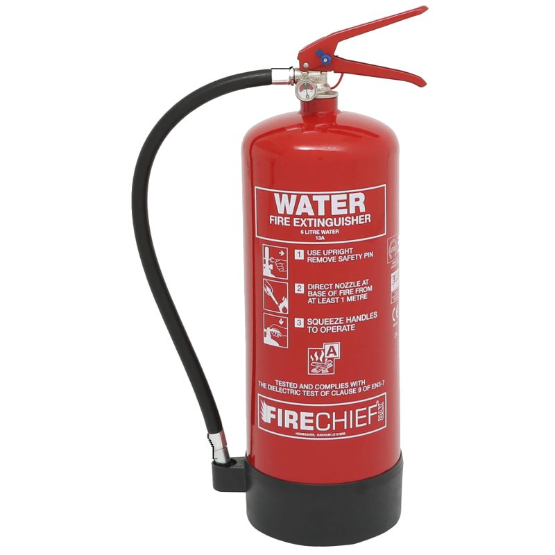 6ltr water extinguisher