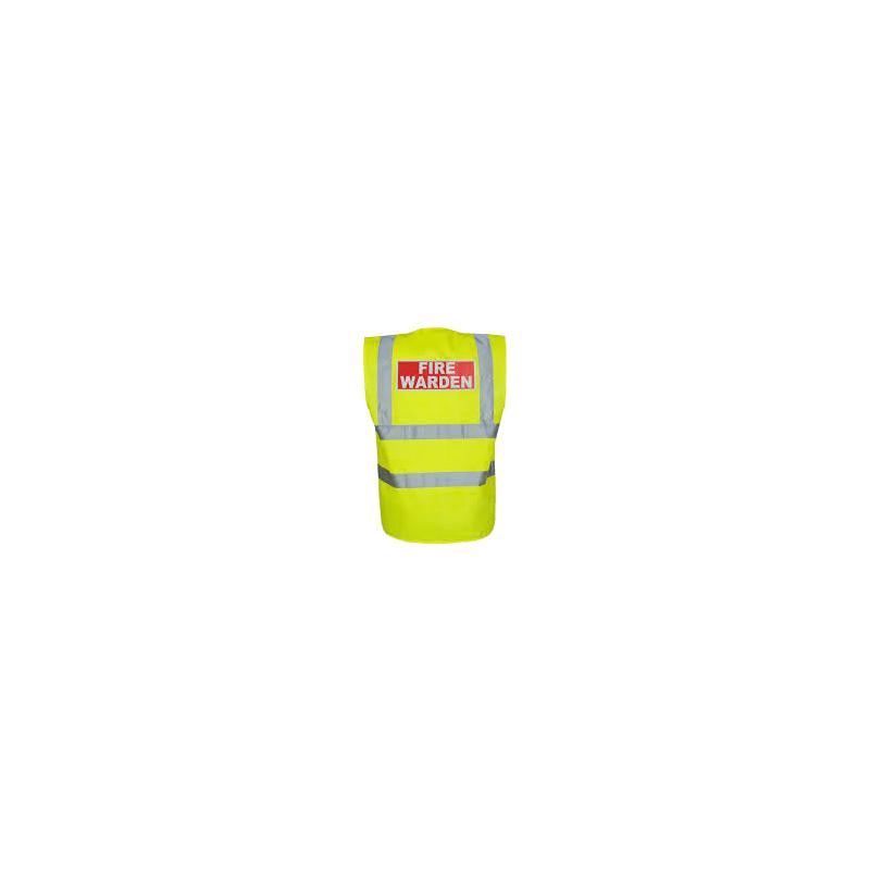 waistcoat fire warden