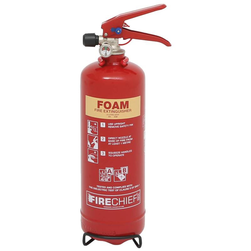 2ltr foam extinguisher