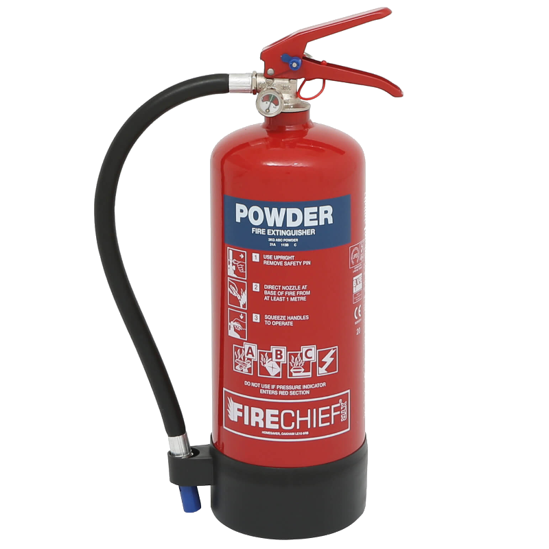 3kg powder extinguisher