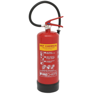6ltr wet chemical extinguisher