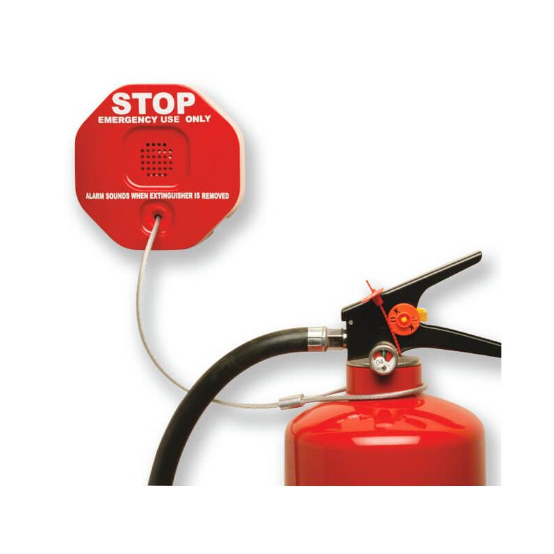sti extinguisher anti theft stopper