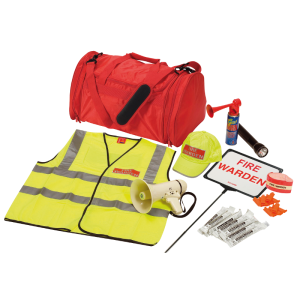 premium fire warden pack