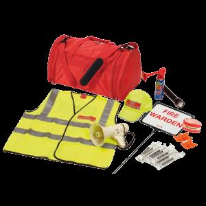 premium fire warden pack